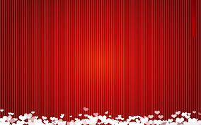 plain red valentine image